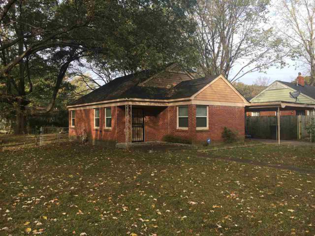 1317 Oak Ridge Dr, Memphis, TN 38111 (#10015543) :: The Melissa Thompson Team