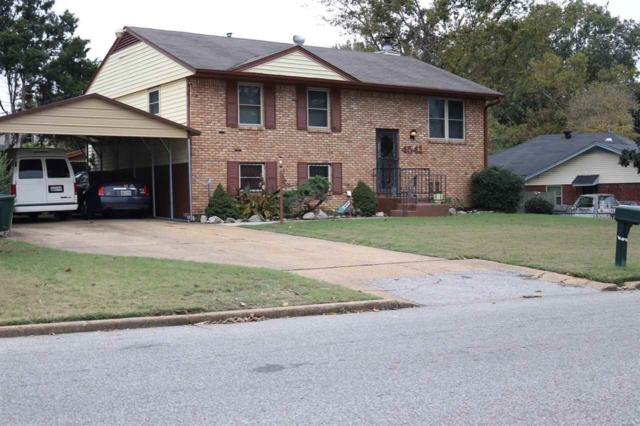 4541 Bluebell St, Memphis, TN 38109 (#10015754) :: The Wallace Team - RE/MAX On Point