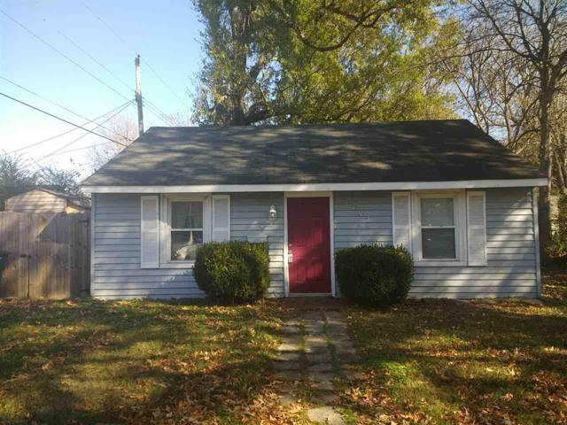 1742 Mcadams St, Memphis, TN 38108 (#10016098) :: The Wallace Team - RE/MAX On Point