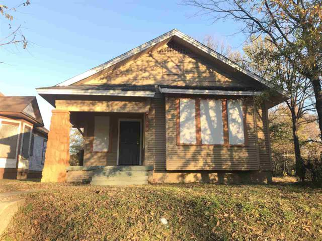 1250 S Orleans St, Memphis, TN 38106 (#10016441) :: The Wallace Team - RE/MAX On Point