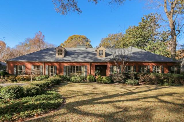 105 E Cherry Dr, Memphis, TN 38117 (#10016449) :: The Wallace Team - RE/MAX On Point