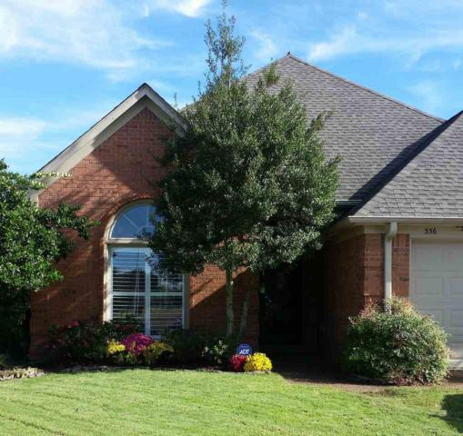 336 Bendigo Dr, Cordova, TN 38018 (#10016659) :: ReMax On Point