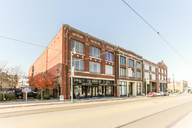 421 S Main St #301, Memphis, TN 38103 (#10016787) :: ReMax On Point
