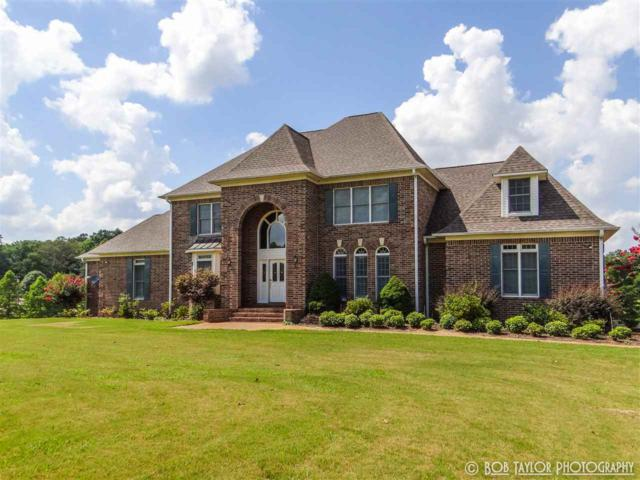 1215 Nelson Dr, Unincorporated, TN 38011 (#10017088) :: RE/MAX Real Estate Experts