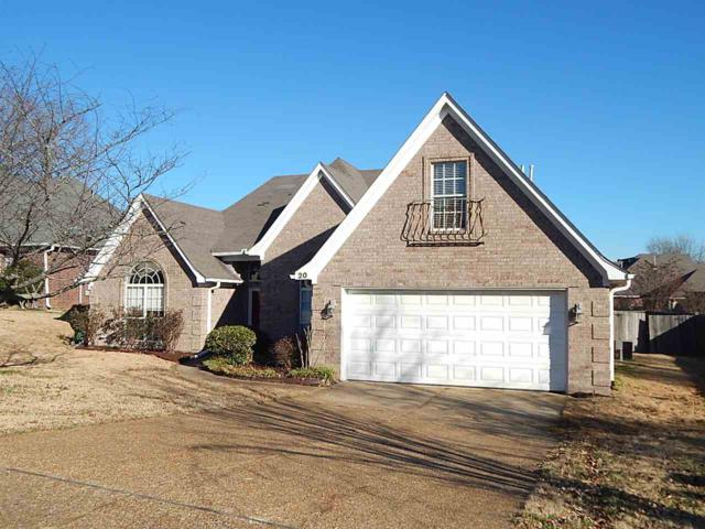 20 Harbor Oaks Cv, Oakland, TN 38060 (#10017252) :: The Wallace Team - RE/MAX On Point