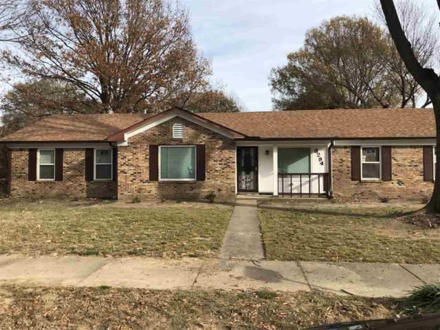 3294 Nora Lee Ln, Memphis, TN 38118 (#10017263) :: ReMax On Point
