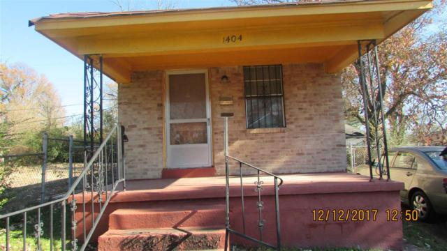 1404 Englewood St, Memphis, TN 38106 (#10017388) :: The Wallace Team - RE/MAX On Point