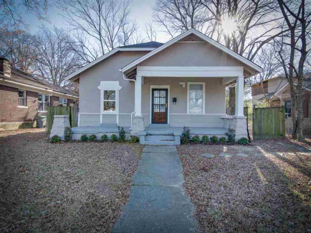1413 Tutwiler Ave, Memphis, TN 38107 (#10017708) :: The Wallace Team - RE/MAX On Point