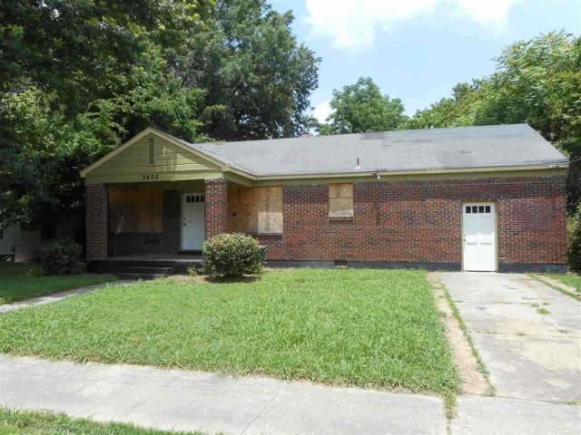 2406 Golden Ave, Memphis, TN 38108 (#10018358) :: The Wallace Team - RE/MAX On Point