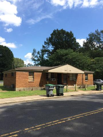 946 Pope St, Memphis, TN 38112 (#10018370) :: Eagle Lane Realty