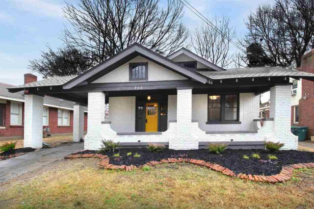 756 N Evergreen St, Memphis, TN 38107 (#10018415) :: ReMax On Point