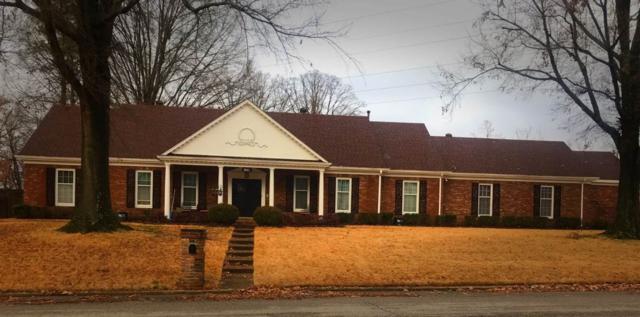 3833 Lakehurst Dr, Memphis, TN 38128 (#10018775) :: The Home Gurus, PLLC of Keller Williams Realty