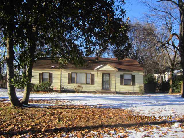 1070 N Ball Rd, Memphis, TN 38106 (#10018779) :: The Home Gurus, PLLC of Keller Williams Realty