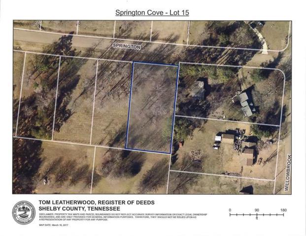 3885 Springton Cv, Millington, TN 38053 (#10018850) :: The Wallace Team - RE/MAX On Point