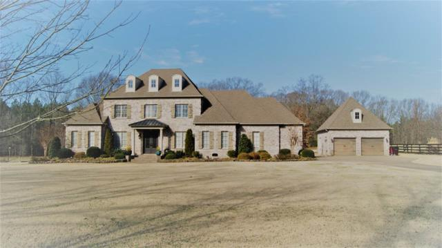 8825 N Collierville-Arlington Rd, Unincorporated, TN 38002 (#10019225) :: The Wallace Team - RE/MAX On Point