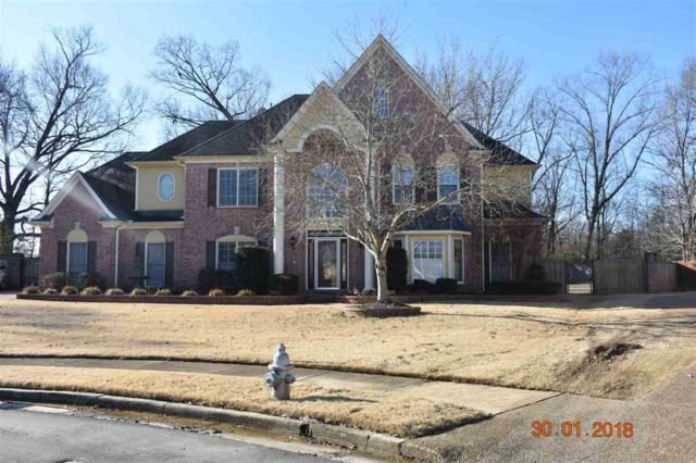 525 Chickasaw Land Way, Collierville, TN 38017 (#10019456) :: The Wallace Team - RE/MAX On Point