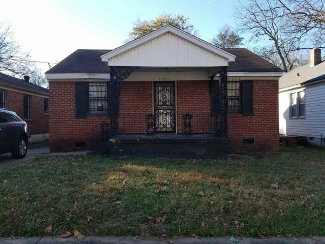 1589 Davis St, Memphis, TN 38108 (#10019603) :: The Wallace Team - RE/MAX On Point