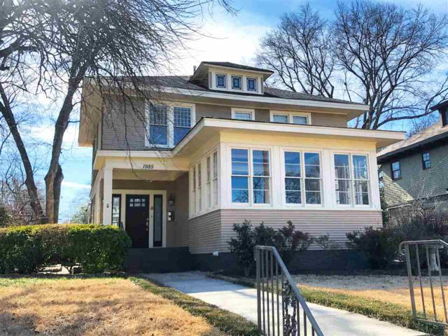 1985 Higbee Ave, Memphis, TN 38104 (#10019640) :: The Wallace Team - RE/MAX On Point