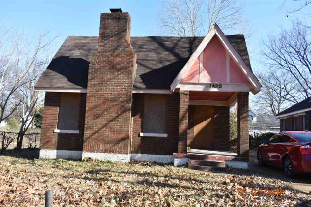 1420 Orleans St, Memphis, TN 38106 (#10019668) :: The Wallace Team - RE/MAX On Point