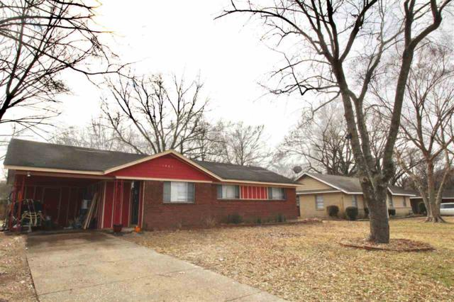 1981 Tacoma Ave, Memphis, TN 38116 (#10019737) :: The Wallace Team - RE/MAX On Point