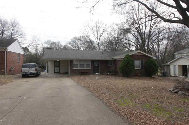 1355 Moss Point Dr, Southaven, MS 38671 (#10019803) :: The Wallace Team - RE/MAX On Point