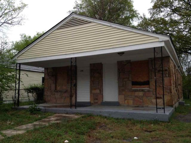 442 Carpenter St, Memphis, TN 38112 (#10019950) :: The Wallace Team - RE/MAX On Point