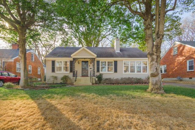 43 S Alicia Dr, Memphis, TN 38112 (#10019957) :: The Wallace Team - RE/MAX On Point