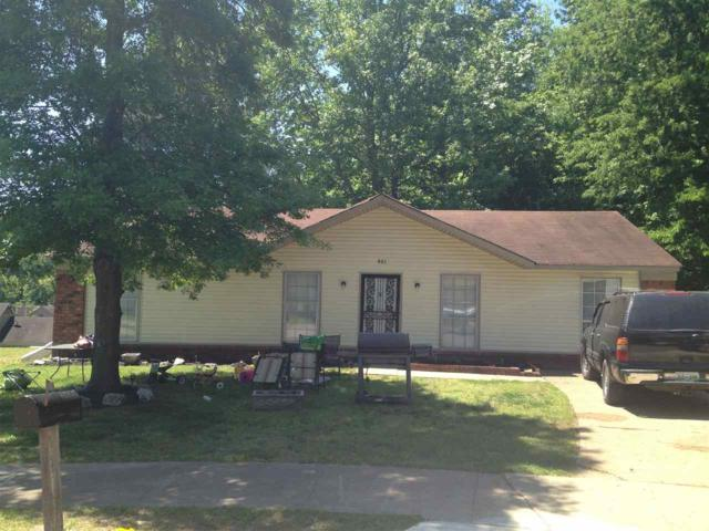 461 Ferncliff Cv, Unincorporated, TN 38127 (#10019964) :: The Wallace Team - RE/MAX On Point