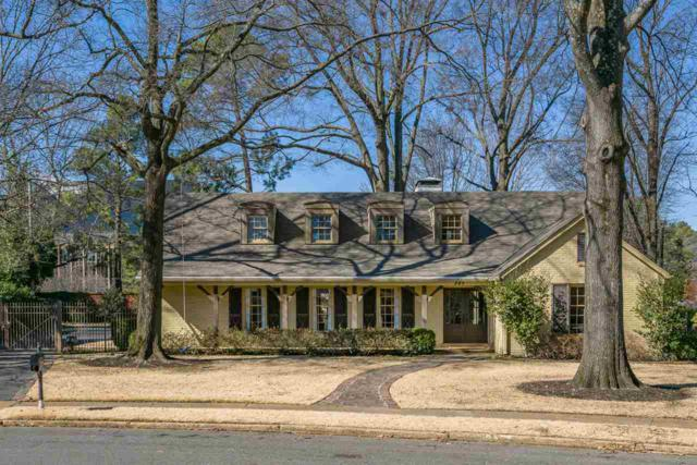 849 Reddoch St, Memphis, TN 38120 (#10020036) :: The Wallace Team - RE/MAX On Point