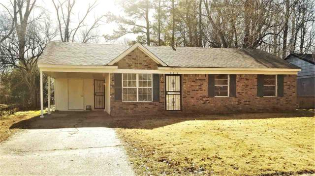 735 Northaven Dr, Unincorporated, TN 38127 (#10020288) :: The Wallace Team - RE/MAX On Point