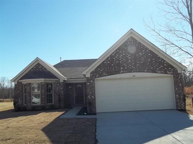 821 Sapphire Ave, Memphis, TN 38109 (#10020319) :: The Wallace Team - RE/MAX On Point