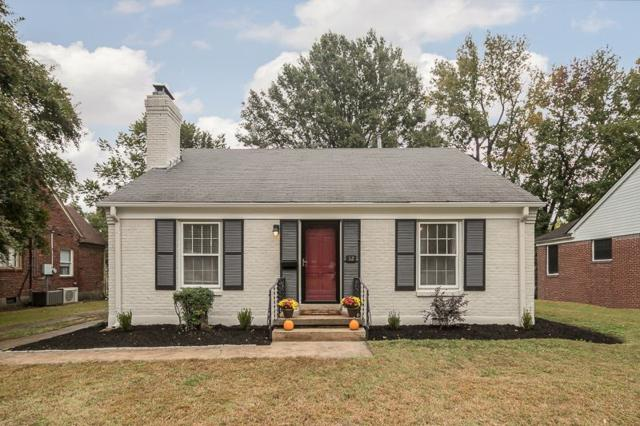 52 S Alicia Dr, Memphis, TN 38112 (#10020391) :: The Wallace Team - RE/MAX On Point