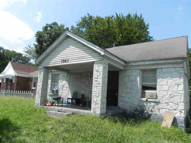 1563 Airways Blvd, Memphis, TN 38114 (#10020483) :: The Wallace Team - RE/MAX On Point