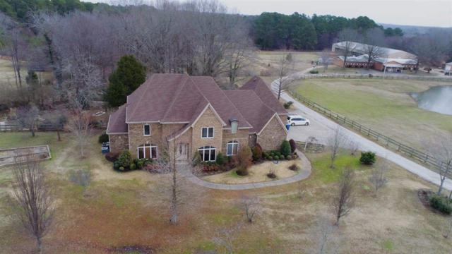 848 N Reid-Hooker Rd, Unincorporated, TN 38028 (#10020490) :: The Wallace Team - RE/MAX On Point