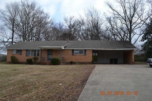 610 Simonton St, Covington, TN 38019 (#10020548) :: ReMax Experts