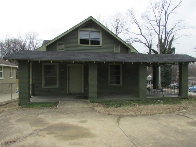 367 S Parkway Ave, Memphis, TN 38106 (#10020573) :: The Wallace Team - RE/MAX On Point