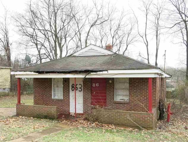 863 Shamrock Aly, Memphis, TN 38106 (#10020584) :: The Wallace Team - RE/MAX On Point