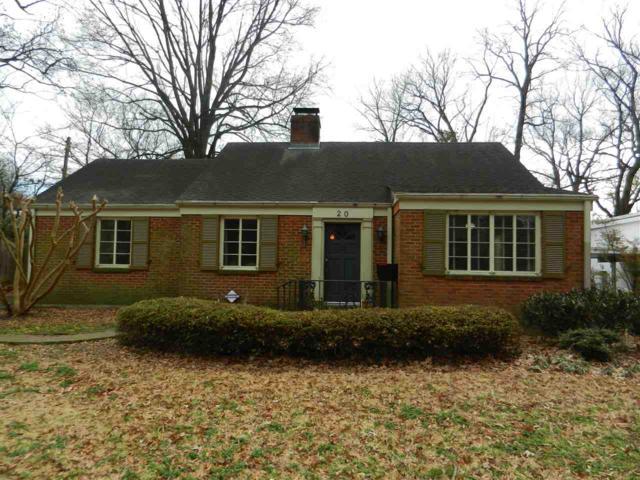 20 Morningside Pl, Memphis, TN 38104 (#10020777) :: Berkshire Hathaway HomeServices Taliesyn Realty