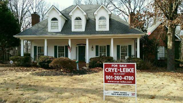 7816 Wood Glen Cv, Memphis, TN 38016 (#10020799) :: Berkshire Hathaway HomeServices Taliesyn Realty