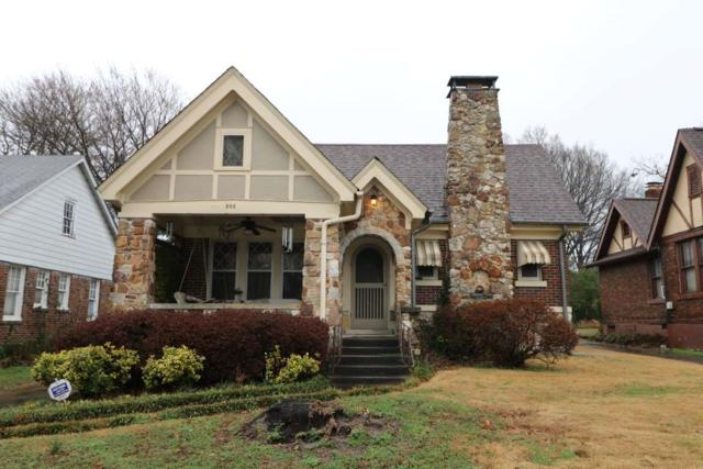 868 N Idlewild St, Memphis, TN 38107 (#10020896) :: RE/MAX Real Estate Experts