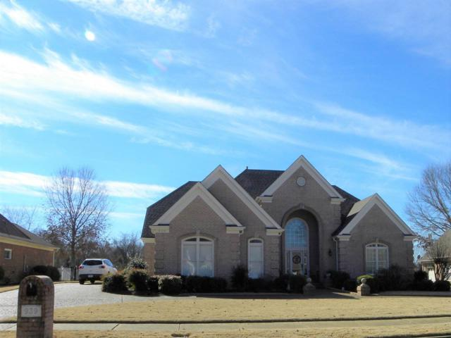 939 Crosswinds Dr, Collierville, TN 38017 (#10020906) :: The Wallace Team - RE/MAX On Point