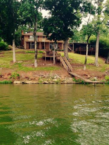 703 Carter Dr, Pickwick Lake, AL 35616 (#10021103) :: The Wallace Team - RE/MAX On Point