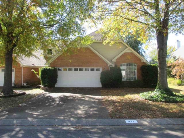 847 Timber Trace Dr, Memphis, TN 38018 (#10021353) :: The Wallace Team - RE/MAX On Point