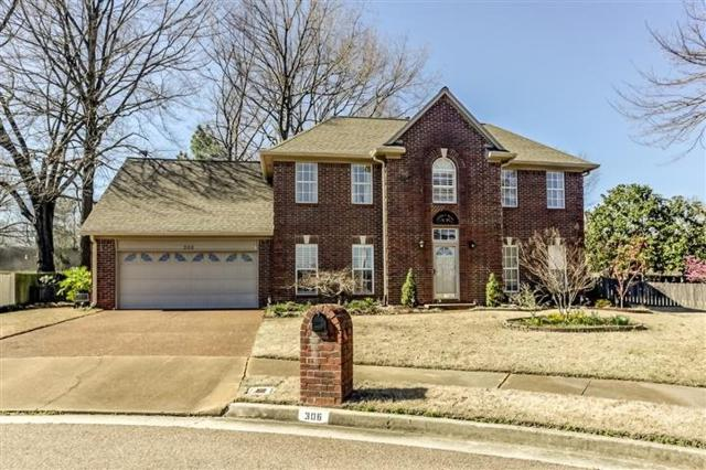 306 John Cv, Collierville, TN 38017 (#10021741) :: The Wallace Team - RE/MAX On Point