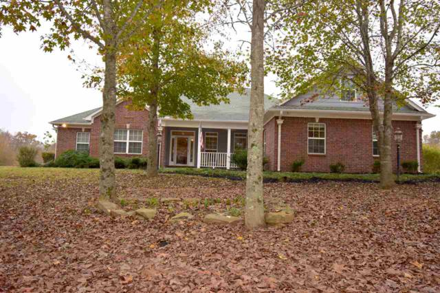 50 Tina Dr, Holly Springs, MS 38635 (#10021770) :: The Wallace Team - RE/MAX On Point