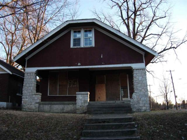 1561 Foster Ave W, Memphis, TN 38106 (#10021954) :: The Wallace Team - RE/MAX On Point