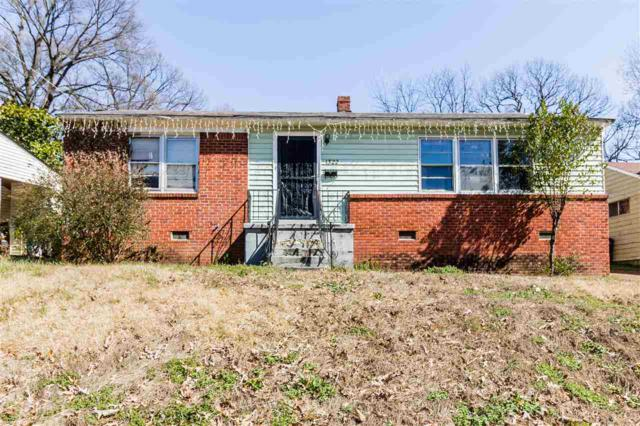 1322 Parkland Rd, Memphis, TN 38111 (#10022200) :: The Melissa Thompson Team