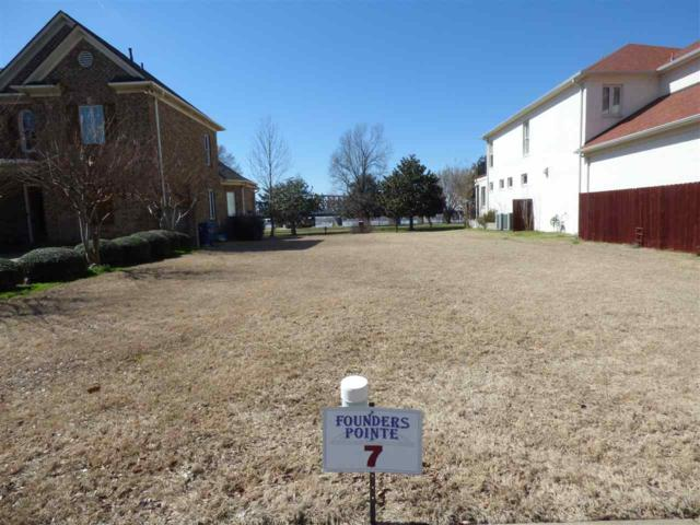 LOT 7 Founders Ln, Memphis, TN 38103 (#10022316) :: The Melissa Thompson Team