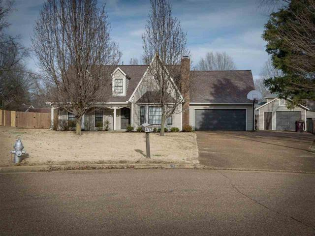 412 E Valleywood Dr, Collierville, TN 38017 (#10022445) :: ReMax On Point