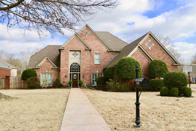 2380 E Shrewsbury Run E, Collierville, TN 38017 (#10022495) :: ReMax On Point
